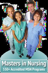 Masters in Nursing